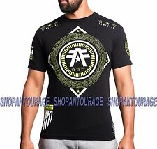 AMERICAN FIGHTER Hendrix FM3224 Men`s New Black T-shirt By Affliction