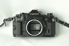 Canon A-1 35mm SLR Film Camera Body - Excellent Condition, Fully Working