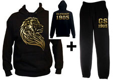 Hoodie + Tracksuit bottoms Set Of 2 GALATASARAY Istanbul Lion GOLD S-XXL