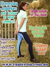 Horseplay Jodhpurs - Assorted colours and sizes REDUCED!- Small Childs 4, 5, 6,7