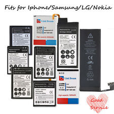 Hot Durable Replacement Li-ion Battery For iphone For Samsung For LG For Nokia