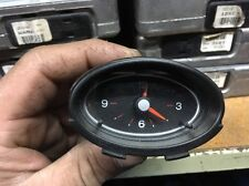GENUINE FORD BA BF XR6 XR8 FALCON FAIRMONT  DASH CLOCK .