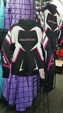 Yamaha Women's Team Race Jacket Snowmobile Blue or Pink