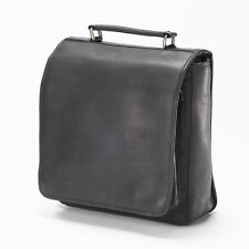 Clava Hip-to-Be Square Flap Leather Backpack