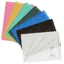 A4 Free Shipping 12L x 9W Inch Colorful Eco Friendly Self Healing Cutting Mat
