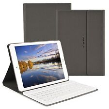 US Pu Leather Case Cover Smart With Bluetooth Keyboard For Apple iPad pro 9.7
