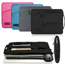 11 12 13.3 15.6 inch Notebook Laptop Sleeve Case Bag Briefcase Pouch for Macbook
