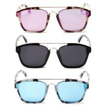 New Womens Men Vintage Retro Colors Lens Street Style Sunglasses Eyewear Glasses