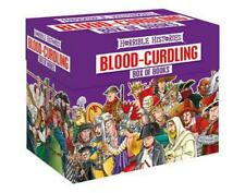 Blood-curdling Box of Books by Terry Deary Paperback Book