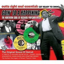 GOIN' TO A HAPPENING Various Artists NEW NORTHERN SOUL CD RARE SOUL (OUTTA SIGHT