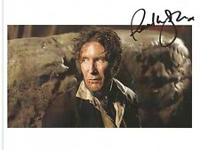 Paul McGann Doctor Who hand signed photo as the doctor UACC AFTAL