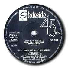 """ELLA FITZGERALD - """"These Boots Are Made For Walking"""" NORTHERN SOUL - LISTEN"""