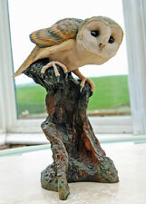 203 Barn Owl - The Arden Sculptures Collection by Christopher Holt No 212