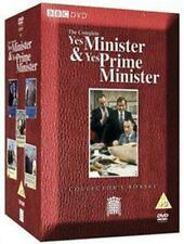 Complete Yes, Minister and Yes, Prime Minister - Digital Versatile Disc (DVD) Re