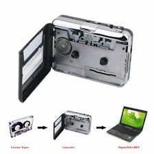 Tape to PC USB Cassette and MP3 CD Converter Capture Digital Audio Music Player