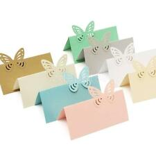 25pcs Table Place Setting Name Cards Wedding Favours Party Table Decorations