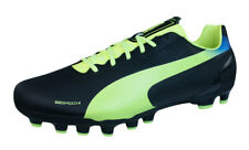 Puma evoSPEED 4.2 AG Mens Soccer Cleats / Boots - Black