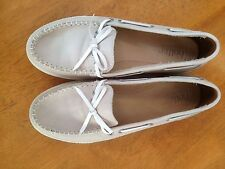 HOTTER KATE SHOES WIDE FIT ESIZE 5 LEATHER WORN ONCE