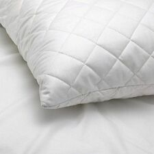 Square Euro Continental Pillow Protector Cotton Percale with Zip Closure Quality