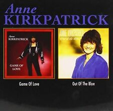 Game of Love/out of the Blue - Anne Kirkpatrick Compact Disc