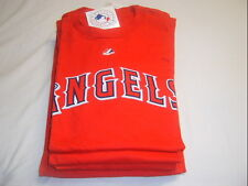 MLB LOS ANGELES ANGELS OF ANAHEIM RED NEW T-SHIRT