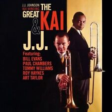 Great Kai & J.J. - J.j. Johnson New & Sealed Compact Disc Free Shipping
