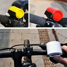 Mini Electronic Bicycle Bike Cycling Alarm Warning Bell Loud Ring Horn Alarm