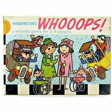 Whooops! Vintage 1960s Retro Board Game Spares from Waddington's