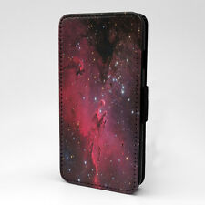 Planets Galaxies Space Flip Case Cover For Samsung Galaxy - A1245