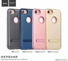 HOCO Aluminum alloy With Kickstand Back Cover Case For iphone 7/7 Plus