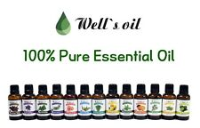 Well's Oil 100% Pure Essential Oil 30ml / 1oz