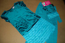 WHAT A DOLL 2PC VELOUR LEGGINGS OUTFIT, matching set for AMERICAN GIRL DOLL