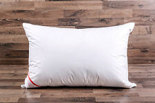 Canadian Goose Down Pillow 800+ Fill Power 370TC Cover Lightweight Luxury