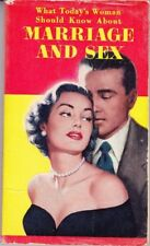 : Marriage and Sex. : Fawcett 290091