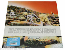 SEALED 12″ LP Led Zeppelin Houses Of The Holy Atlantic Recording Corporation ...