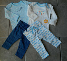 Size 3-6 months outfits Gymboree Brand New Baby,Paper Airplane,NWT,4 pc.set