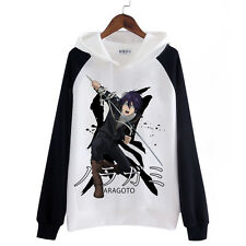 Long Sleeve Sweater Anime Noragami Casual Unisex Sweatshirts Hoodie Christmas#3