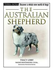 The Australian Shepherd [With DVD] by Tracy Libby Hardcover Book (English)