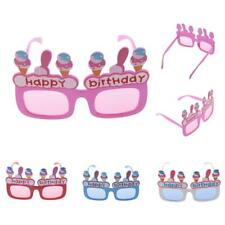 Funny Cool Happy Birthday Ice-cream Party Sunglasses Glasses Great Gifts Kids