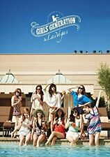 GIRLS' GENERATION IN LAS VEGAS Photo Book + DVD + MD + Poster K-POP Sealed (2014