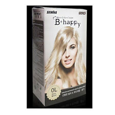 BeHappy Hair Color Cream Vibrant Color Shiny Hair 1+1