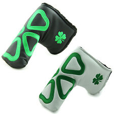 New Clover Golf Putter Cover Headcover For Scotty Cameron Ping Taylormade Blade