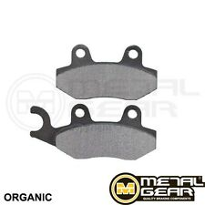 MetalGear Brake Pads Rear TRIUMPH Thruxton R 1200 2016 - 2016