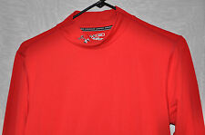Mens Under Armour COLD GEAR FiTTED Mock Turtle Neck FITTED