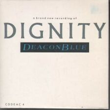 DEACON BLUE Dignity CD 4 Track West German Pressing In Card Sleeve B/w Suffering
