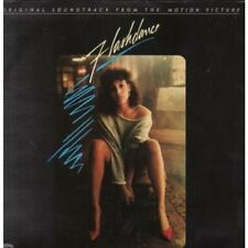 FLASHDANCE Original Soundtrack From The Motion Picture LP 10 Tracks Featuring Tr