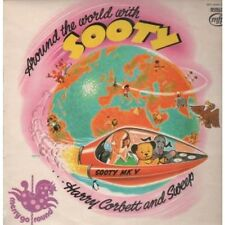 SOOTY Around The World With LP 8 Track (mfp50085) UK Music For Pleasure 1974