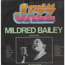 MILDRED BAILEY I Grandi Del Jazz LP 14 Track In A Booklet Style Gatefold Sleeve