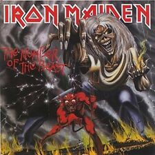 Number of the Beast - Iron Maiden LP