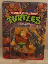 Teenage Mutant Ninja Turtles TMNT 1989 - General Traag 19 Back MOC Unpunched